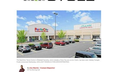 Whitehall shopping center sold for $14.3 million